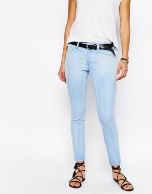 BLANK NYC Окрашенные джинсы скинни