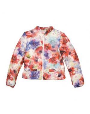 Куртка SO TWEE by MISS GRANT. Цвет: фиолетовый