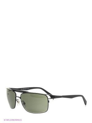 Солнцезащитные очки RH 753 01 Zerorh. Цвет: темно-зеленый