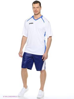 Футболка Champion Ii Joma. Цвет: темно-синий, белый, светло-серый