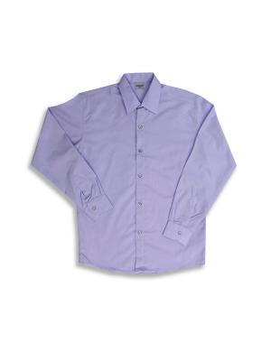 Рубашка MARIONS. Цвет: сиреневый
