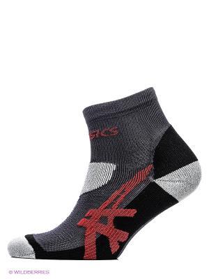 Носки Nimbus sock ASICS. Цвет: красный