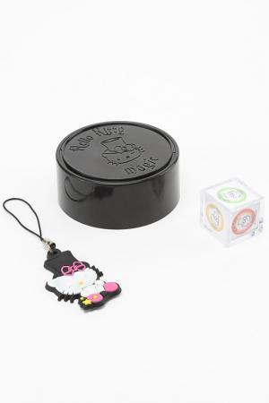 Телепатическая игральная кость Hello Kitty. Цвет: мультицвет