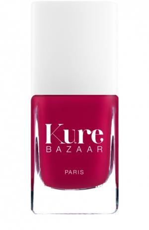 Лак для ногтей Mademoiselle K Kure Bazaar. Цвет: бесцветный
