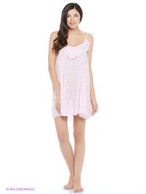 Ночная сорочка Balancelle. Цвет: розовый