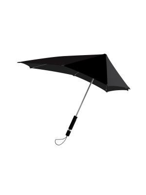 Зонт-трость senz Original pure black. Цвет: черный