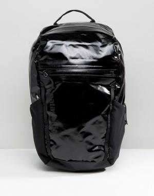 Patagonia Черный легкий рюкзак Black Hole 26L. Цвет: черный