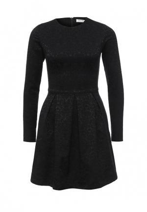 Платье Olga Grinyuk. Цвет: черный