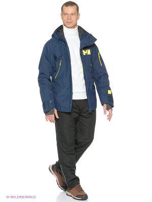 Куртка Helly Hansen. Цвет: голубой