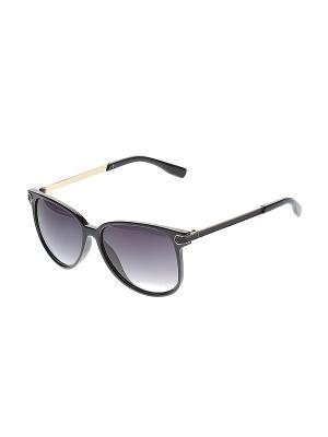 Солнцезащитные очки Migura. Цвет: черный