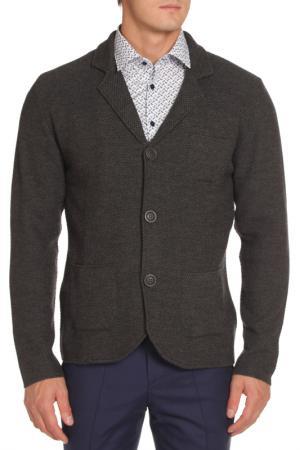 Пиджак Ketroy. Цвет: серый