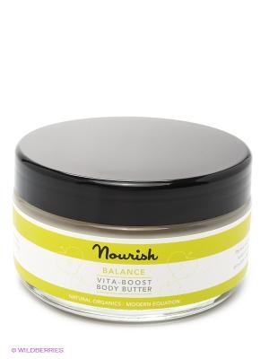 Nourish Balance Витаминизированное крем-масло для тела кожи смешанного типа. Цвет: прозрачный