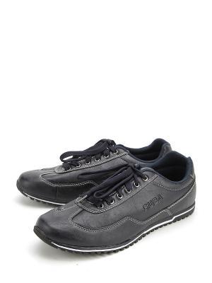 Кроссовки SUBA. Цвет: черный