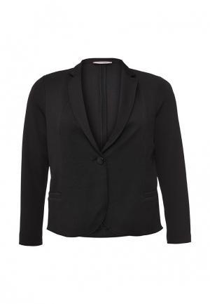 Пиджак Fiorella Rubino. Цвет: черный