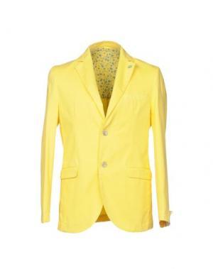 Пиджак BARBATI. Цвет: желтый