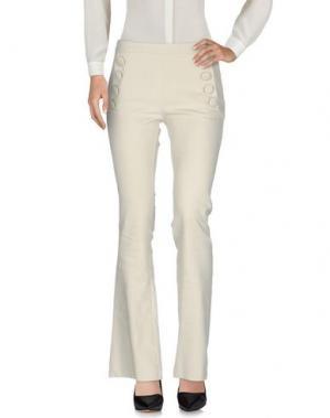 Повседневные брюки PAULIE. Цвет: светло-серый