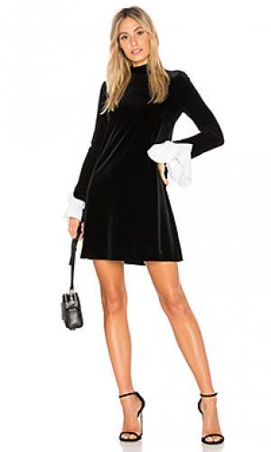 Платье dark side Bailey 44. Цвет: черный