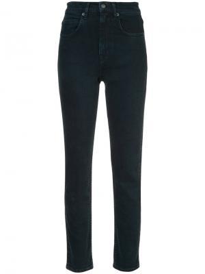 Узкие джинсы PSWL Proenza Schouler. Цвет: чёрный