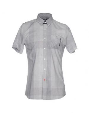 Pубашка 55DSL. Цвет: серый