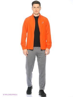 Куртка JACKET ASICS. Цвет: красный