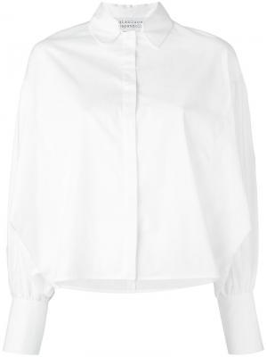 Рубашка Tilda Gianluca Capannolo. Цвет: белый