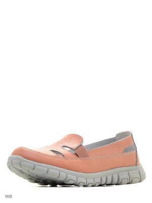 Туфли Gene. Цвет: оранжевый