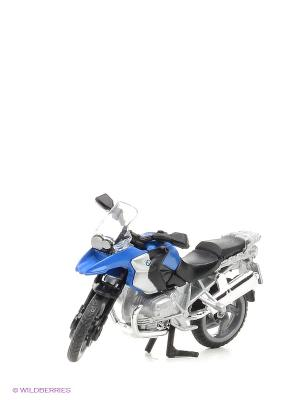 Мотоцикл SIKU. Цвет: черный