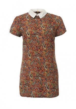 Платье Lucid. Цвет: разноцветный
