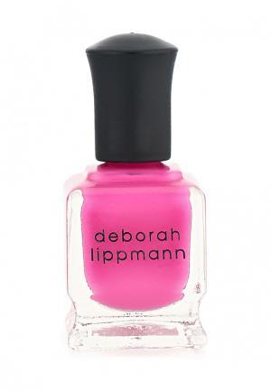 Лак для ногтей Deborah Lippmann. Цвет: желтый