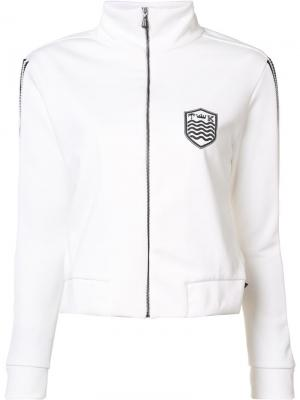Спортивная куртка Sport Riva Osklen. Цвет: белый