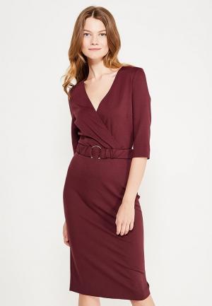 Платье Imperial. Цвет: бордовый