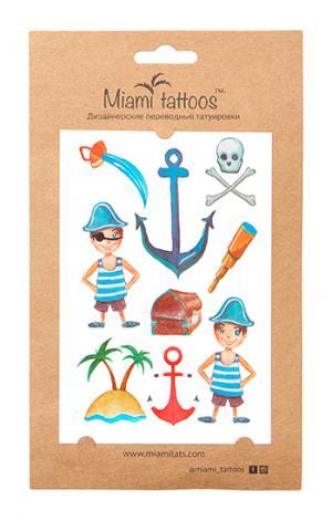Переводные тату Miami Tattoos