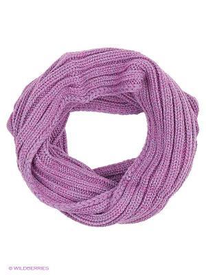 Снуд Vitacci. Цвет: фиолетовый