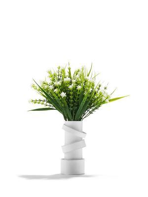 Интерьерный букет Клод Моне из трех веточек звездчатки Nothing but Love. Цвет: белый, зеленый