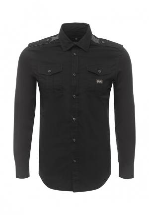 Рубашка Diesel. Цвет: черный