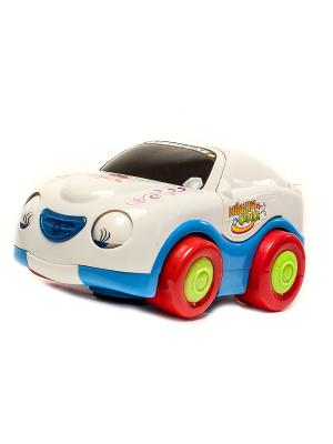 Машинка HUILE. Цвет: белый