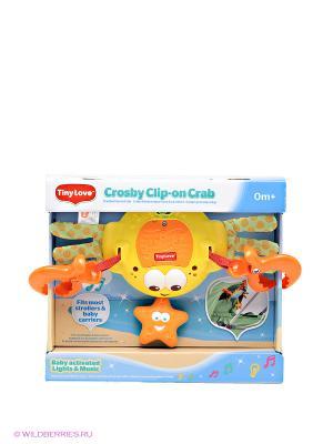 Подвесная игрушка Краб Себастиан Tiny Love. Цвет: желтый