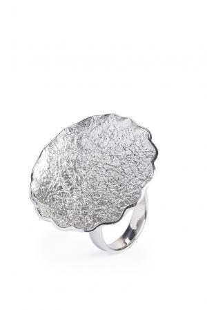 Кольцо 170420 Magie Preziose. Цвет: серый