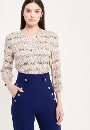 Блуза Vis-a-Vis. Цвет: бежевый
