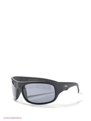 Солнцезащитные очки Legna. Цвет: антрацитовый, серый
