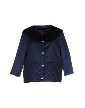 Куртка +MINI. Цвет: темно-синий
