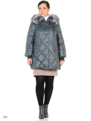 Пальто CATTAIL WILLOW. Цвет: светло-зеленый