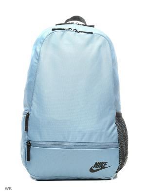 Рюкзак NIKE CLASSIC NORTH - SOLID. Цвет: серо-голубой
