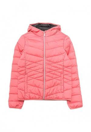 Куртка утепленная s.Oliver. Цвет: коралловый
