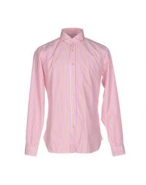Pубашка GUGLIELMINOTTI. Цвет: красный