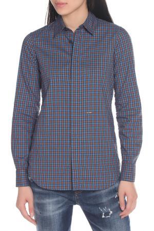 Рубашка DSquared2. Цвет: 002f