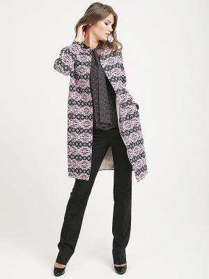 Пальто VITA STRETTA. Цвет: розовый