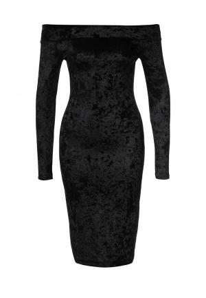 Платье Disash. Цвет: черный