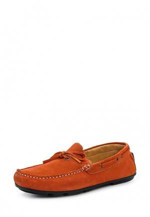 Мокасины Moza-X. Цвет: оранжевый