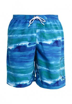Шорты для плавания Fashy. Цвет: разноцветный